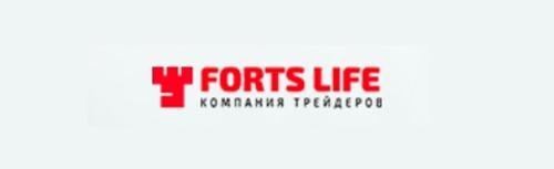 Forts life логотип