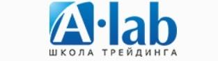 Школа А-Лаб логотип