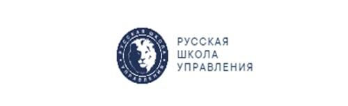 Русская школа управления логотип